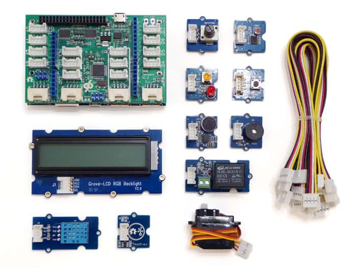 96Boards Consumer Edition, IoT and using sensors - 96Boards