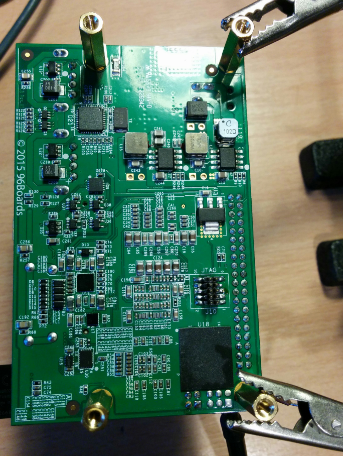 OpenOCD JTAG Guide for HiKey - 96Boards