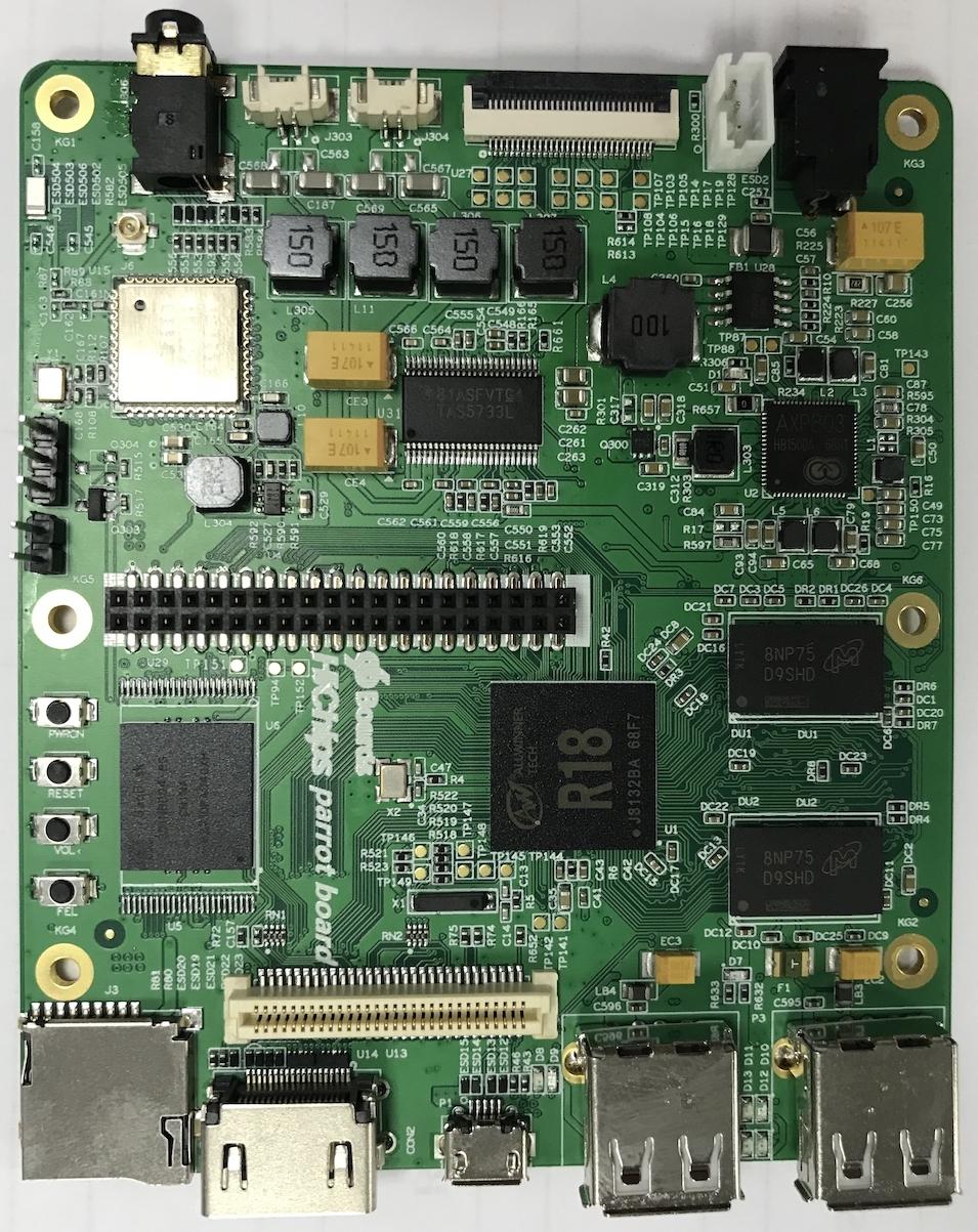 Consumer Edition (CE) - 96Boards