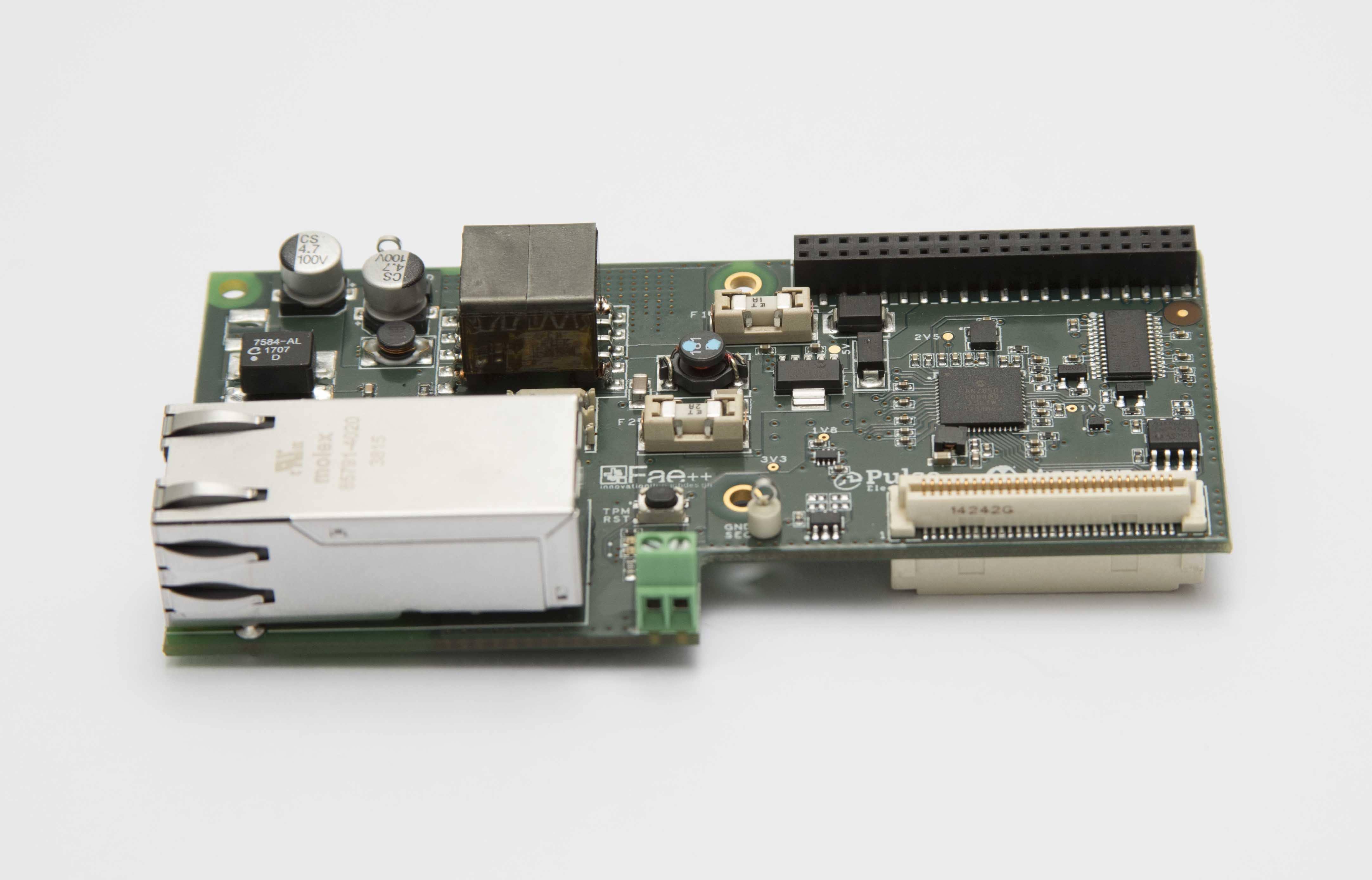 Ethernet Card - 96Boards