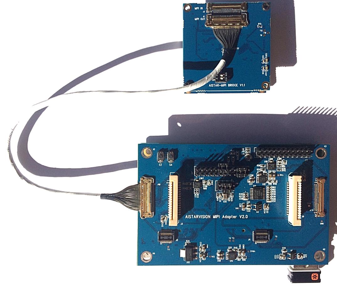 MIPI Adapter Mezzanine - 96Boards