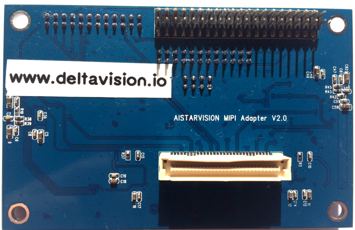 MIPI Adapter Mezzanine - 96Boards